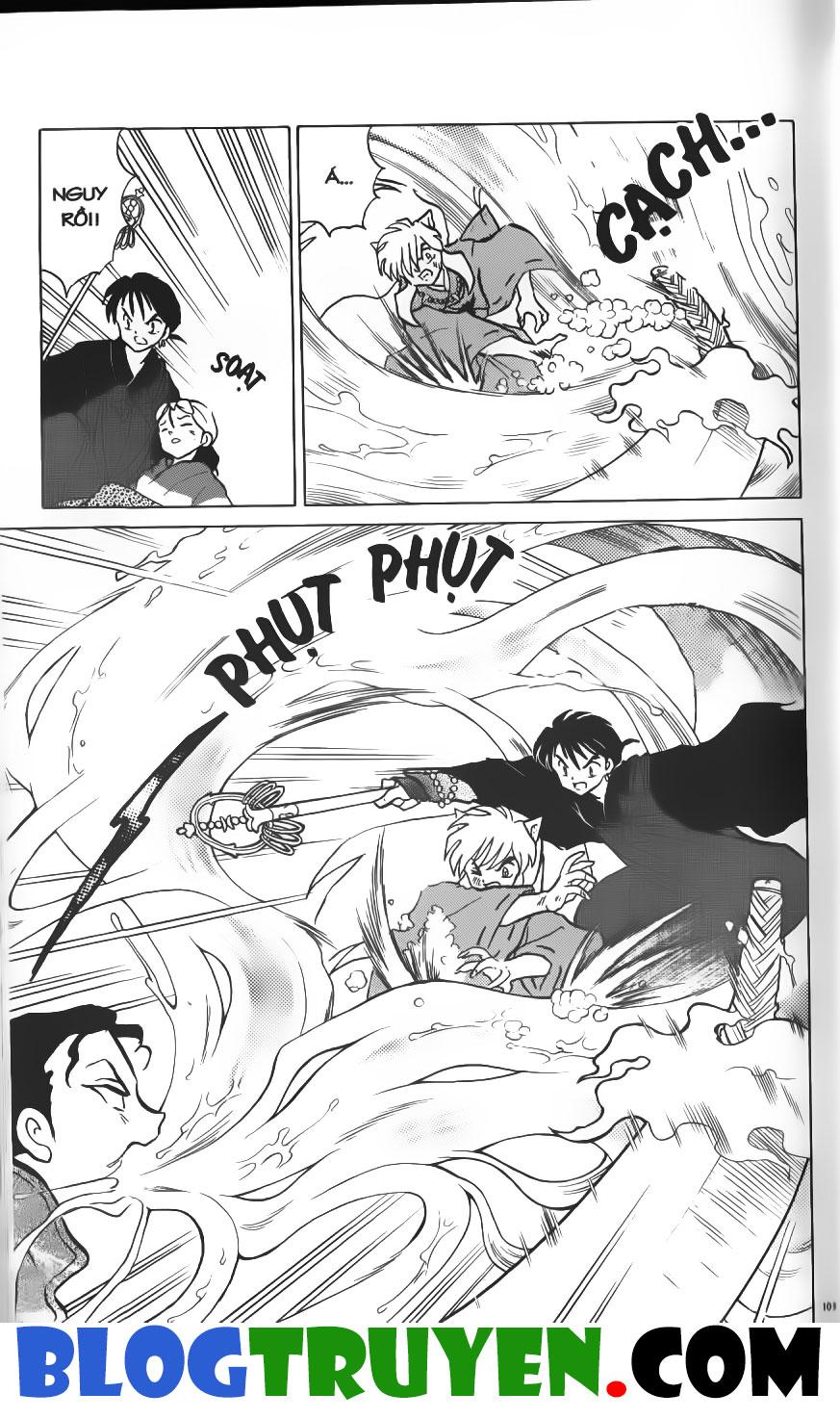 Inuyasha vol 19.6 trang 10