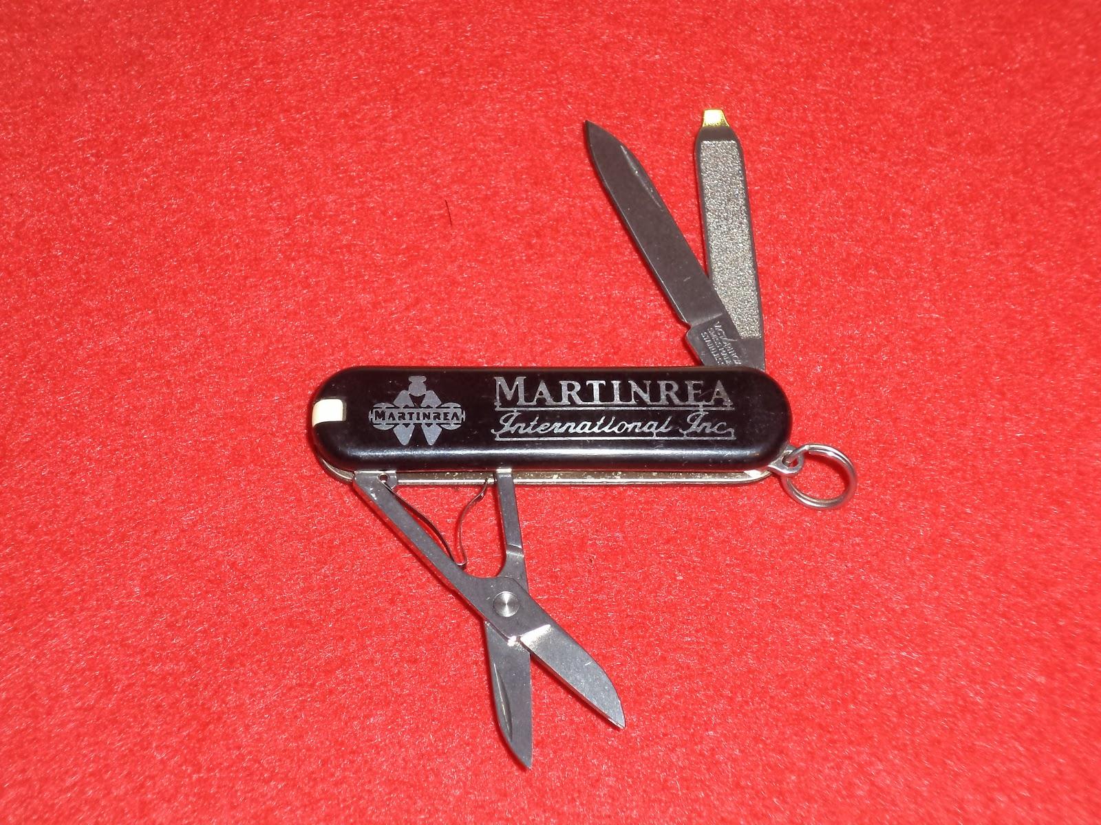 I Love Sak S Victorinox Classic Martinrea