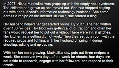 About Nisha Madhulika - Top 10 Indian Youtube Superstars 2017