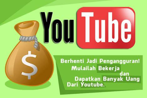 Cara mudah mendapatkan uang dari youtube – tutorial lengkap 2018