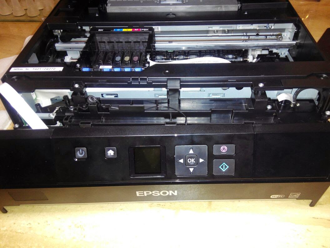 Extraer frontal Epson xp510