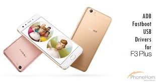 OPPO F3 Plus Free USB Drivers  Download