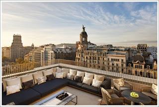 En el hotel Mandarin Oriental en Barcelona 10