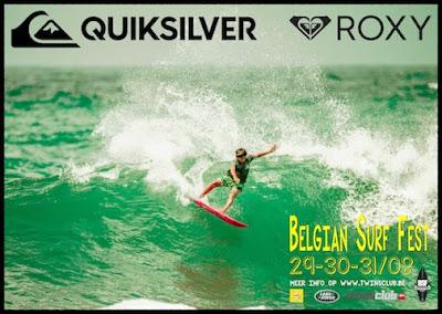 Quiksilver Roxy Belgian Surf Fest