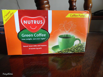 REVIEW: Nutrus Green Coffee image
