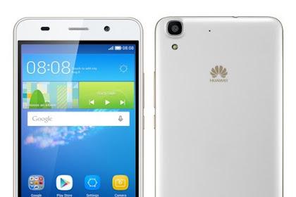 Huawei Y6 LTE Smartphone Android Murah Dengan Jaringan 4G Harga 2Juta