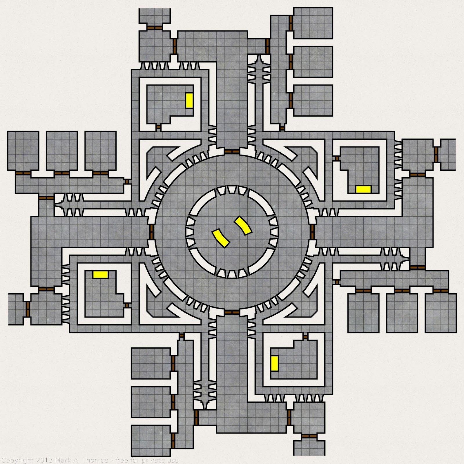 Random diversions march 2013 for Minecraft base blueprints