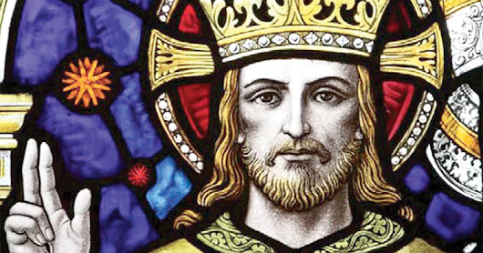Solemnity of Christ the King Year B