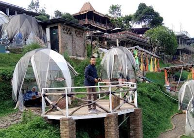 Tempat Wisata Punclut Bandung Puncak Ciumbuleuit