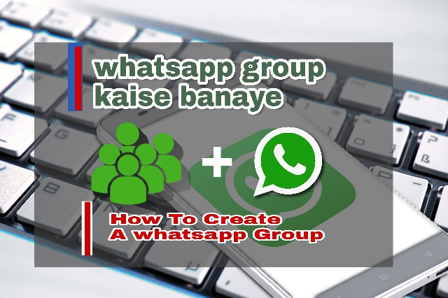 WhatsApp New Group Kaise Banaye