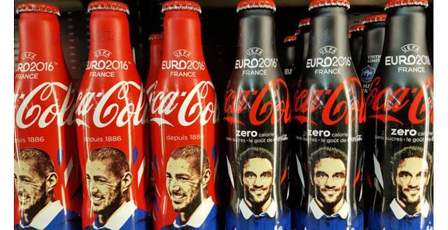 Coca Cola sí convoca a Benzema y Valbuena