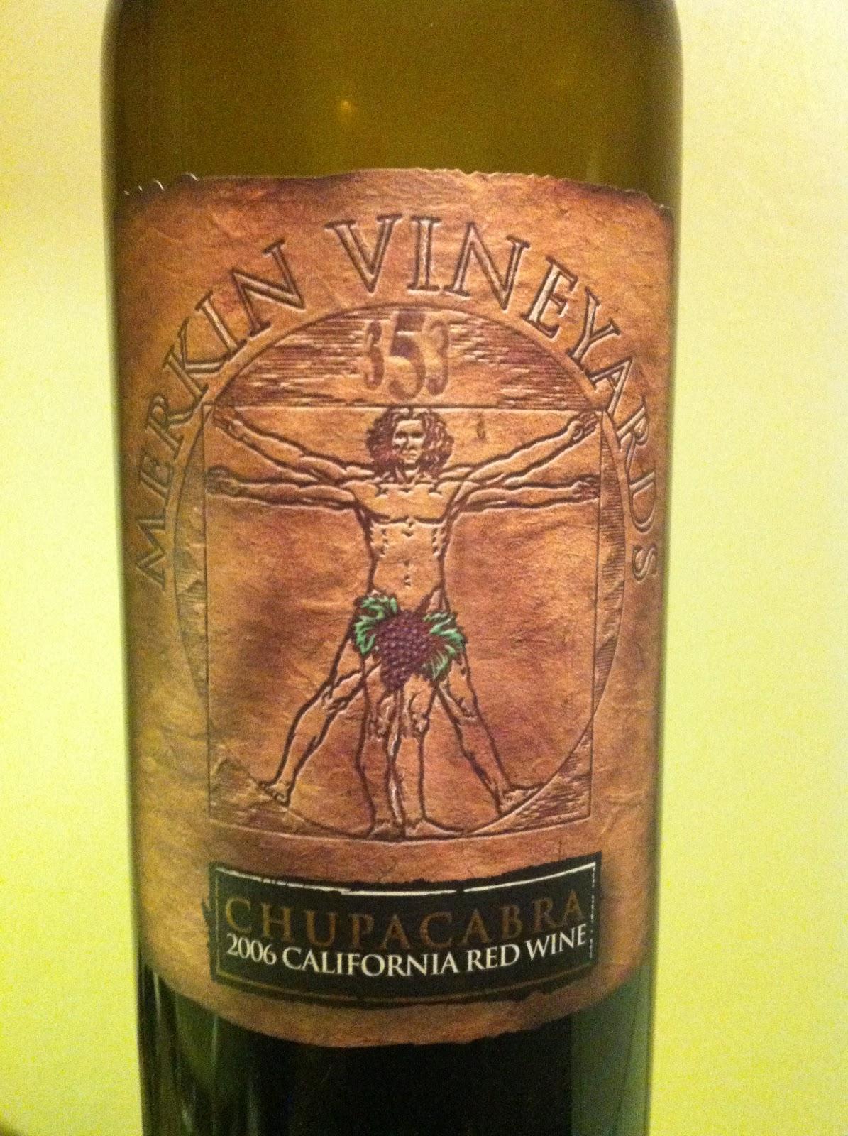 Jonesing For Wine: Merkin Vineyards - Wine Review