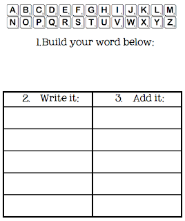 photograph relating to Printable Scrabble Tiles Worksheet called Term Hard work: Scrabble Tile Spelling 3rd Quality Queries