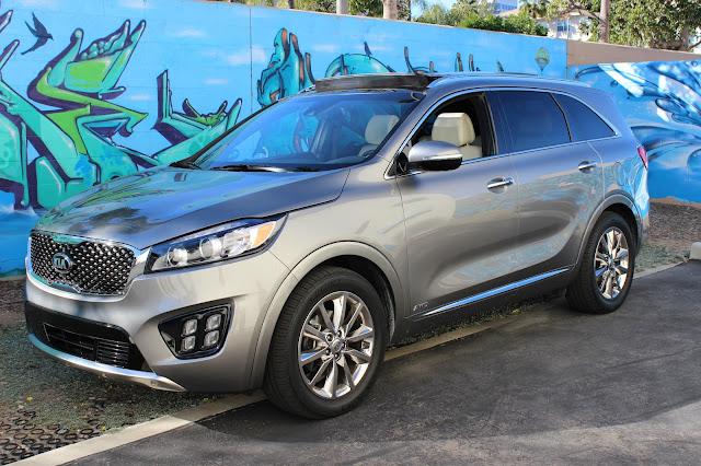 2016 Kia Sorento SXL Review