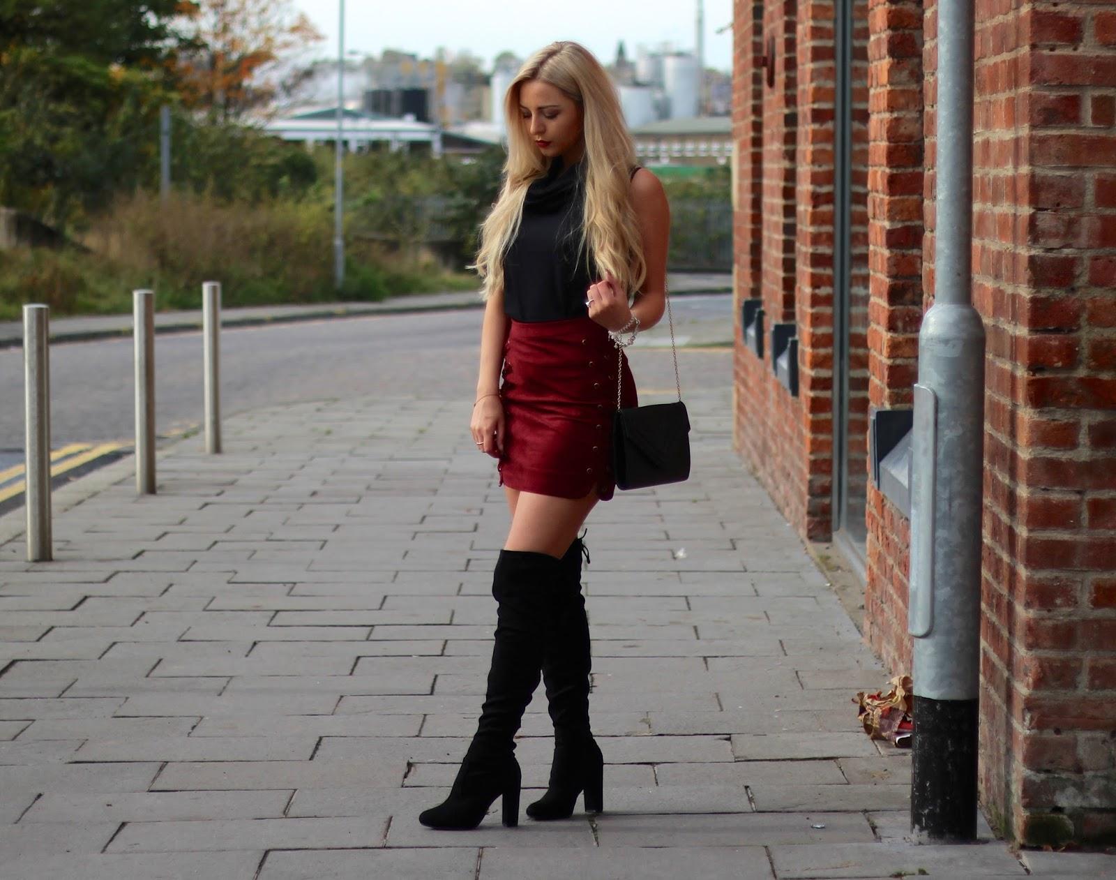 Skirt Knee High 118
