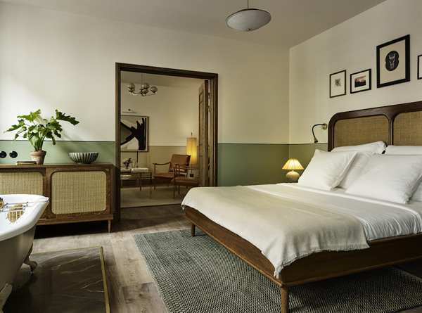 september list, hotel sanders, new boutique hotel in Copenhagen, via scandinavian love song