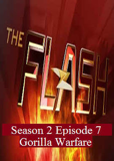 Download Flash Season 2 Episode 7 (Gorilla Warfare).