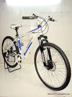 3 Sepeda Gunung FORWARD LUCIO 1.0 Alloy Frame 26 Inci