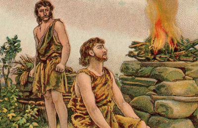 قصة قابيل و هابيل