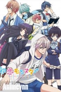 Hatsukoi Monster - First Love Monster 2016 Poster