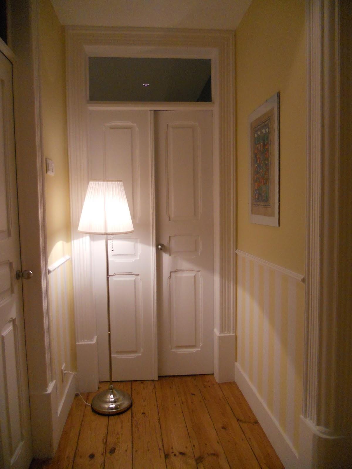 Happy homestyling papel de parede corredores - Papel decorado para paredes ...
