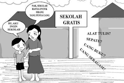 Sekolah gratis