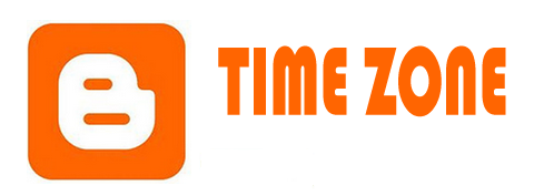 How to Change Timezone Settings in Blogger Blog : 24x7world.com