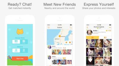 Download Gratis 10 Aplikasi Buat Chattingan ataupun Mencari Teman di Android