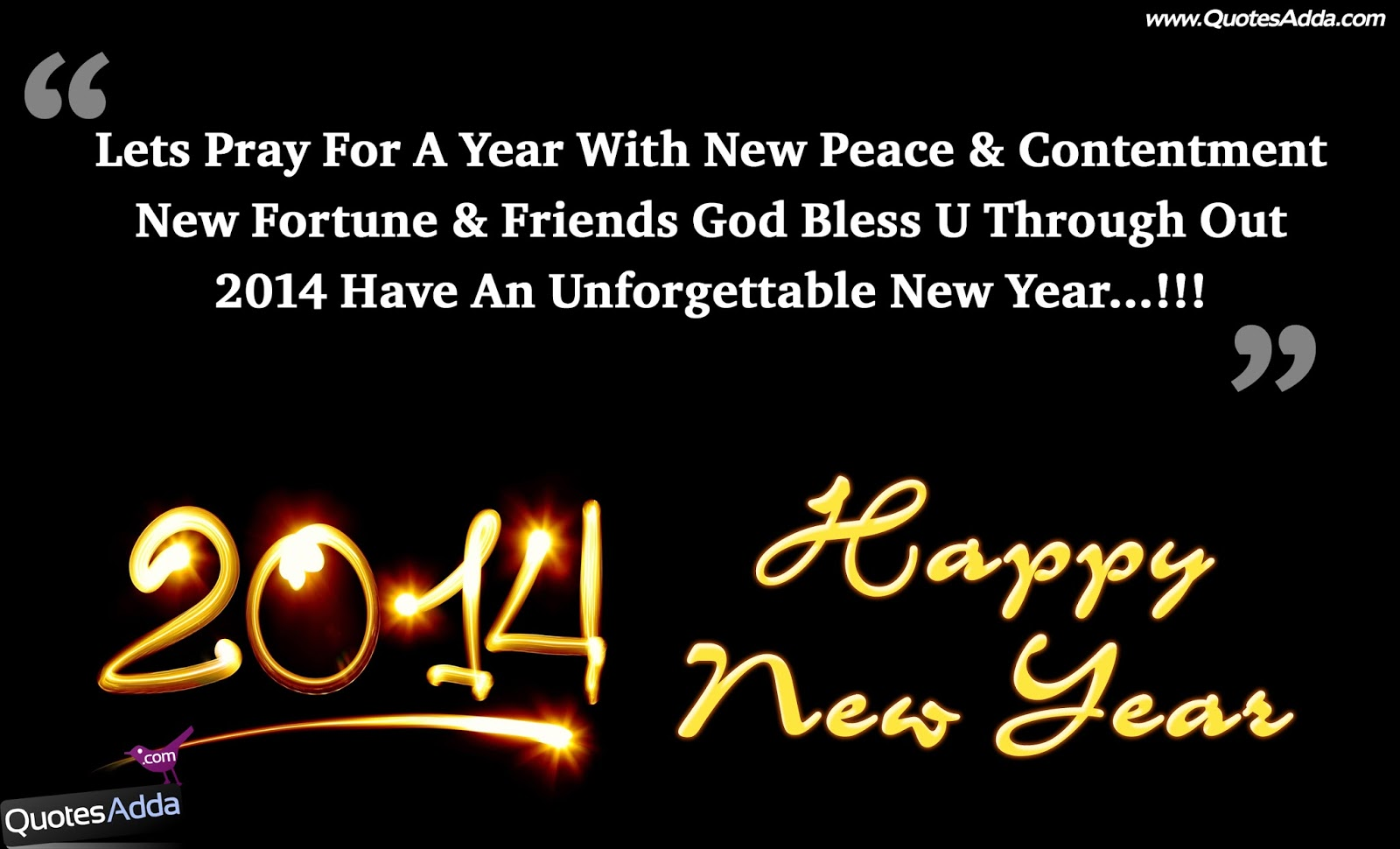 Happy New Year Message.5 How To Say Happy New Year Wishes 2014