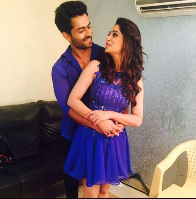 Pics of Shoaib Ibrahim and Dipika Kakar