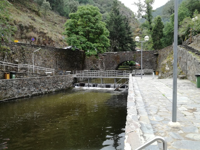 Piscina Fluvial da Ribeira