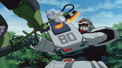 Gundam 08th MS Team Episode 03 Subtitle Indonesia