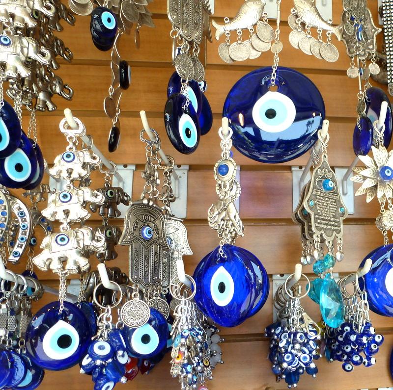 Mich L In L A Bead A Handmade Evil Eye Talisman!