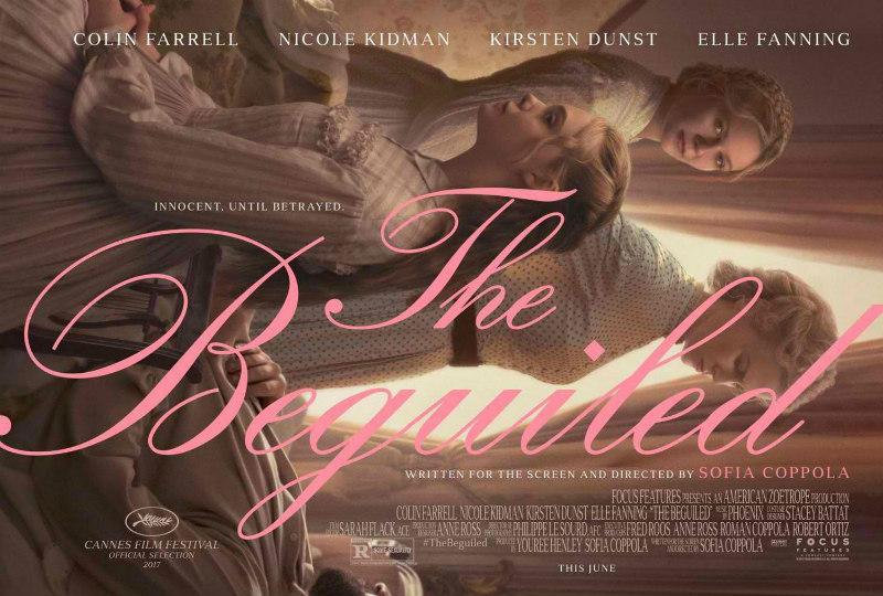 the beguiled uk poster