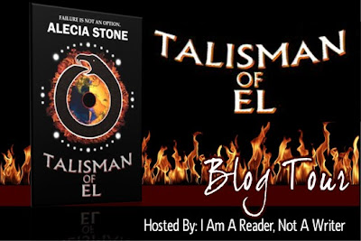Excerpt, The Talisman of El, Alecia Stone, Bea's Book Nook