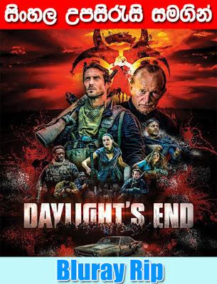 Daylight's End 2016 Sinhala Subtitle