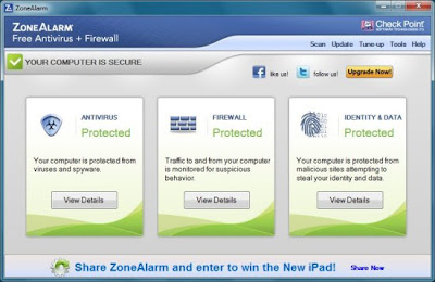 Nueva versión de esta completa suite de seguridad antivirus
