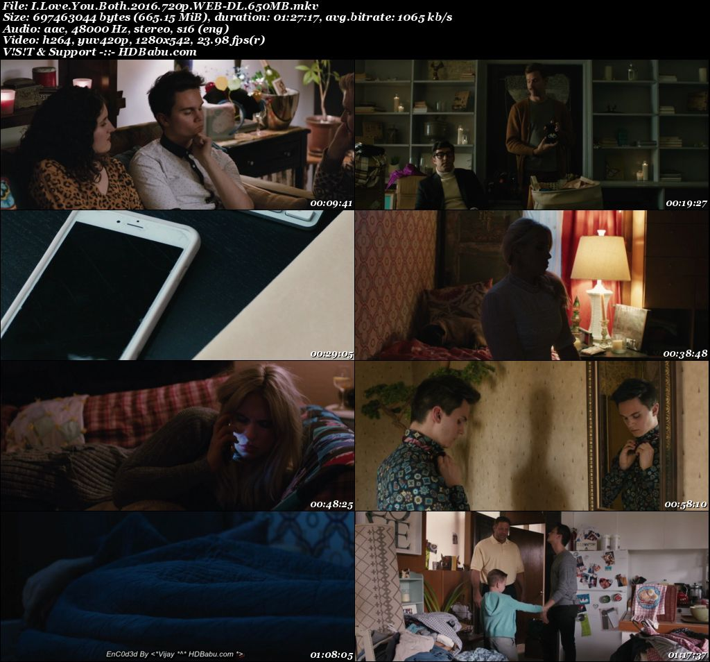 I Love You Both Full Movie Download