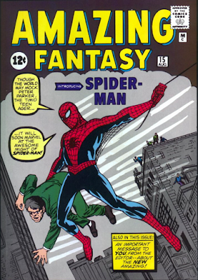 Spider-Man Comic Covers from 1963