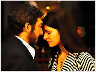 (O Segredo dos Seus Olhos) Benjamin Esposito (Ricardo Darín) & Irene (Soledad Villamil)