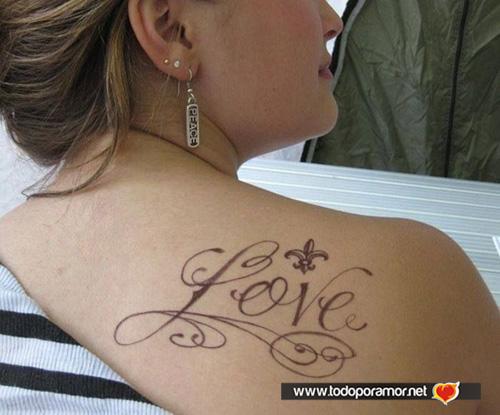tatuajes de amor para mujeres