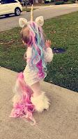 disfraz de unicornio para bebe