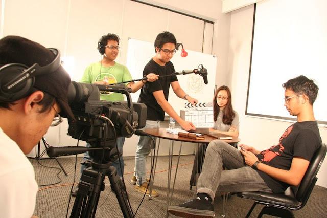 Persiapan Wajib Sekolah Broadcasting