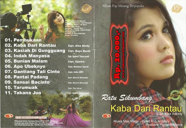 Ratu Sikumbang - Kaba Dari Rantau (Album Pop Minang Terpopuler)
