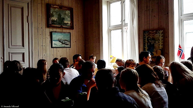 Packed at Frokosteriet in Oslo / Restaurant Day