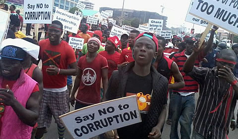 Ghana is second most corrupt African country – Report