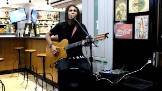 Lucian Kastro se apresenta no Docas Cantareira