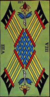 Le Huit de Bâton à l'Envers