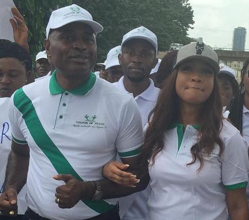 kenneth okonkwo unity march Abuja