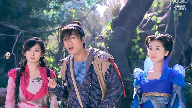 Chinese Paladin 3 starring Yang Mi, Liu Shi Shi and Hu Ge